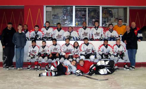 werewolves team photo