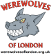 Werewolves logo with web address