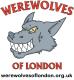 Werewolves logo with web address