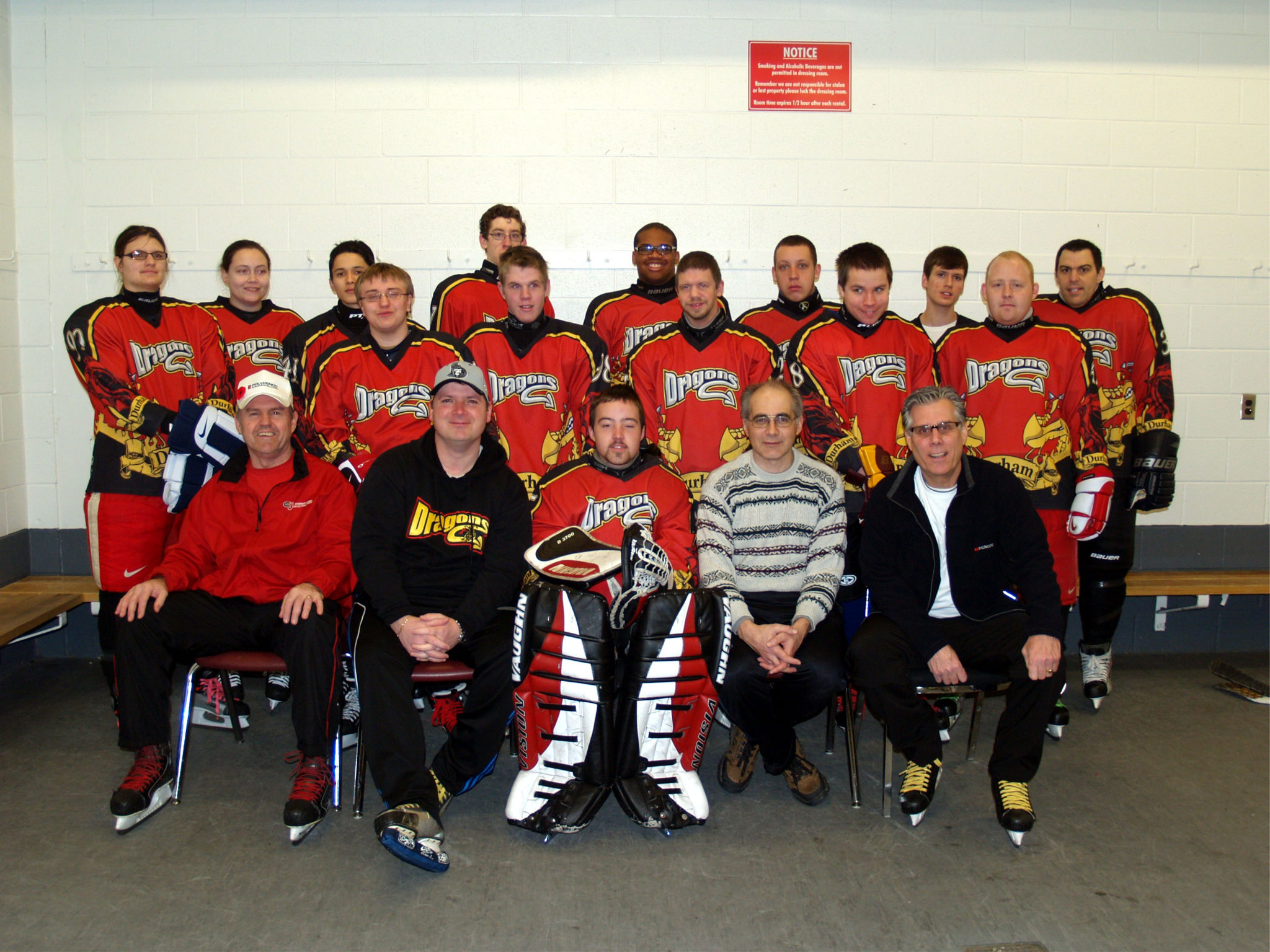 Voyeur hockey dressing room xxx photo