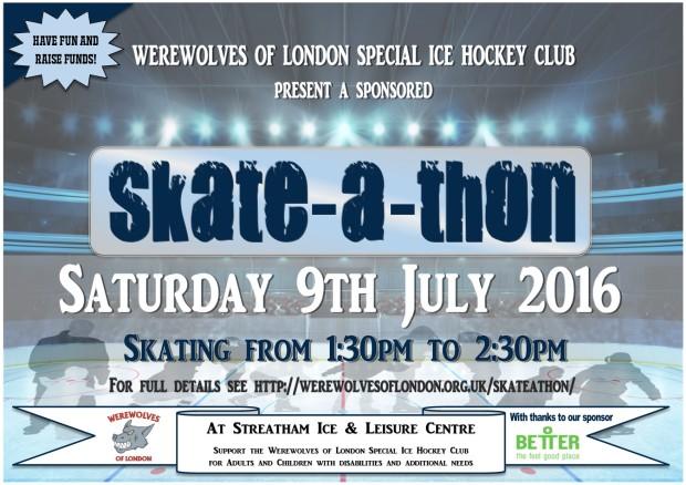 Skate a thon 2016
