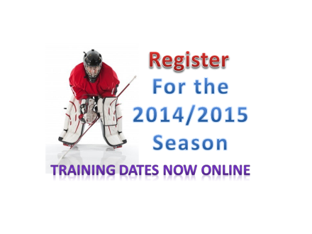 Register for new season