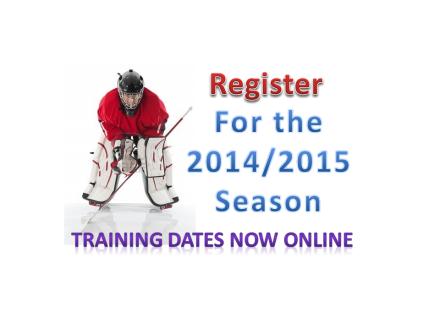 Register for new season