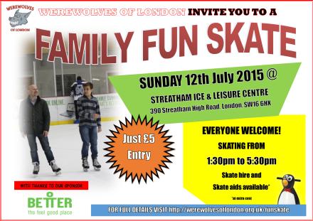 Family Fun Skate