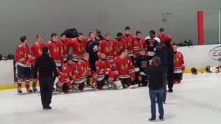 Our opponents the Chicago Blackhawks