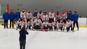 Werewolves have a team photo
