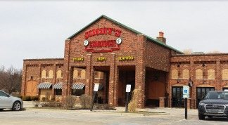 Jimmys Charhouse next door to the hotel