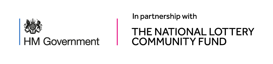 HM Government in partnership with the national lottery community fund